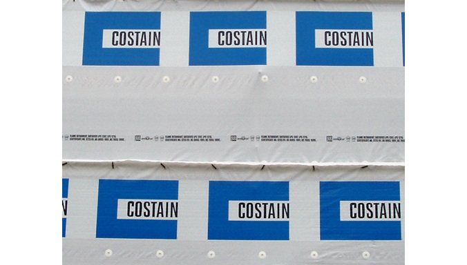 Screen Printing - Costain