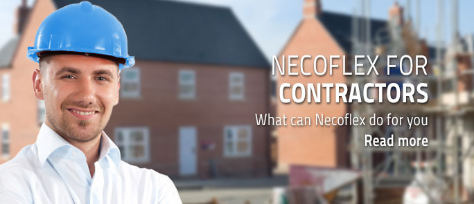 Necoflex for Contractors. What can Icopal do for you?